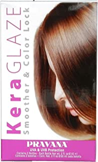 Pravana KeraGlaze Smoother and Color Lock Kit