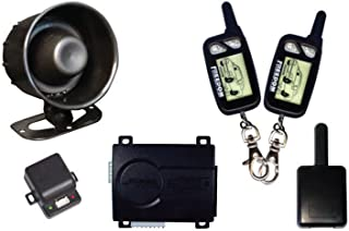 EXCALIBUR ALARMS K-9 ECLIPSE2 CAR ALARM K9 WITH (2)2-WAY LCD REMOTES (Replacement remote-65101) photo