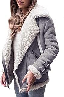 Best grey sheepskin coat Reviews