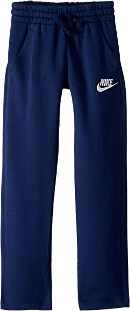 NSW Club Fleece Open Hem Pants (Little Kids/Big Kids)