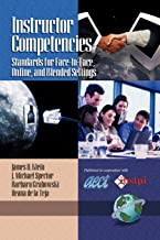 Instructor Competencies: Standards for Face-to-Face, Online, and Blended Settings (NA)