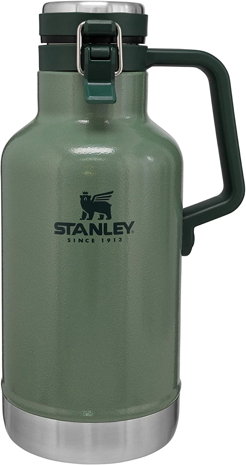 Stanley Max 90% OFF Classic Easy-Pour Growler Keeps 64oz Insulated Direct stock discount