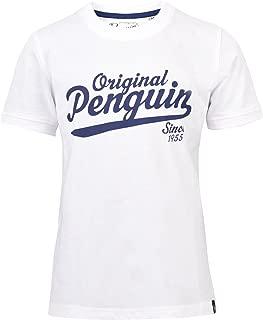 15 Jahre Penguin Jungen Polohemd T-Shirt Mykonos Blau Alter 7 Jahre