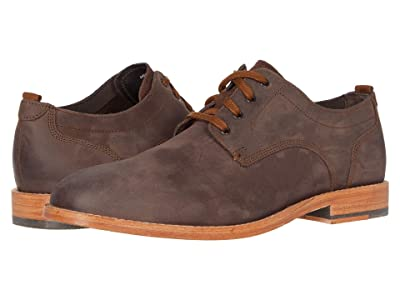 Cole Haan Feathercraft Grand Blucher Oxford (Bracken Nubuck) Men