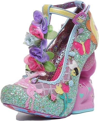 Irregular Choice Fantastic Fawn Chaussures à Talon synthétique pour Femme Femme Hommesthe  magasin en ligne de sortie