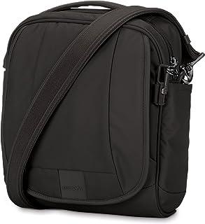 Pacsafe Metrosafe LS200 7 لتر مضاد للسرقة حقيبة كروس / الكتف - تناسب الكمبيوتر اللوحي 10 بوصة
