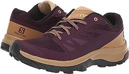 Potent Purple/Bistre/Taos Taupe