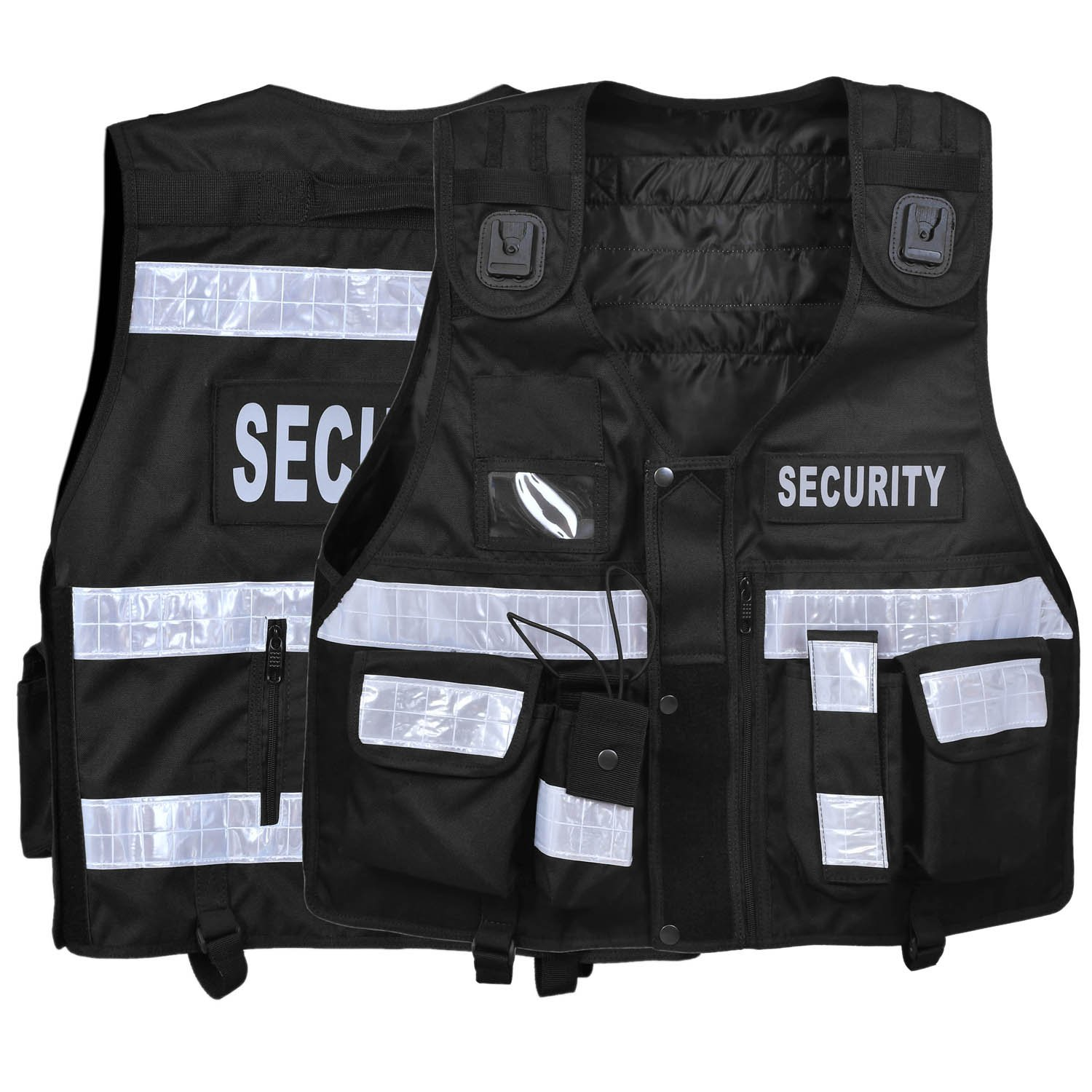 Dog Handler Tac Vest Hi Viz Tactical Vest Security CCTV Enforcement