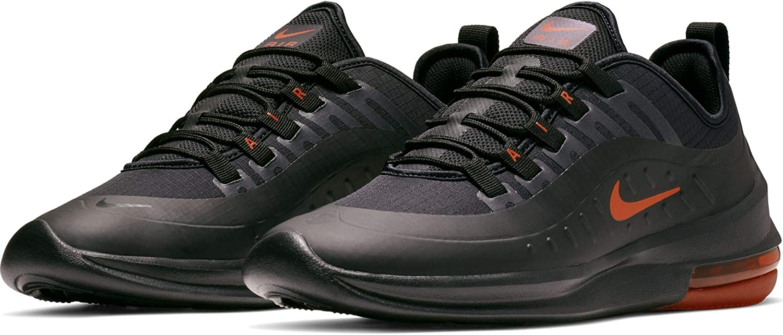 Nike Nike Nike herrar Air Max Axis Premium skor, svart  University röd  stort urval