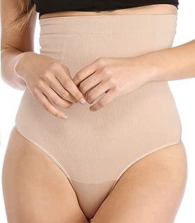 Women Waist Shapewear Thong Tummy Control Body Shaper Cincher Underwear Girdle Thongs High Waisted Wear Slimmer Panties
