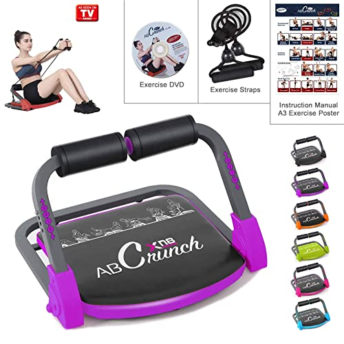 Xn8 Sports ABS Core Fitness Trainer Smart Body Exercise Machine Workout AB Toning Gym Home Equipment