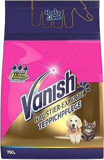 Vanish Huisdier Expert Tapijtreiniger, Poeder, Ideaal Voor Grote Oppervlakken, Tegen Vuil, Dierenharen En Geur Naar Urine,...