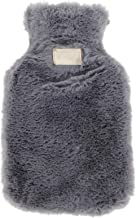 Warm waterzak 800 / 1800ml Warm waterzak Draagbare herbruikbare beschermende pluche thermos om warm in de winter te houden...