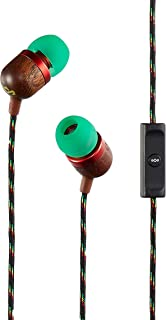 The House Of Marley Smile Jamaica Earbuds (Rasta)
