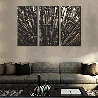 TUMOVO Game of Thrones on Canvas, Wall Art-got-02, 28''x42''