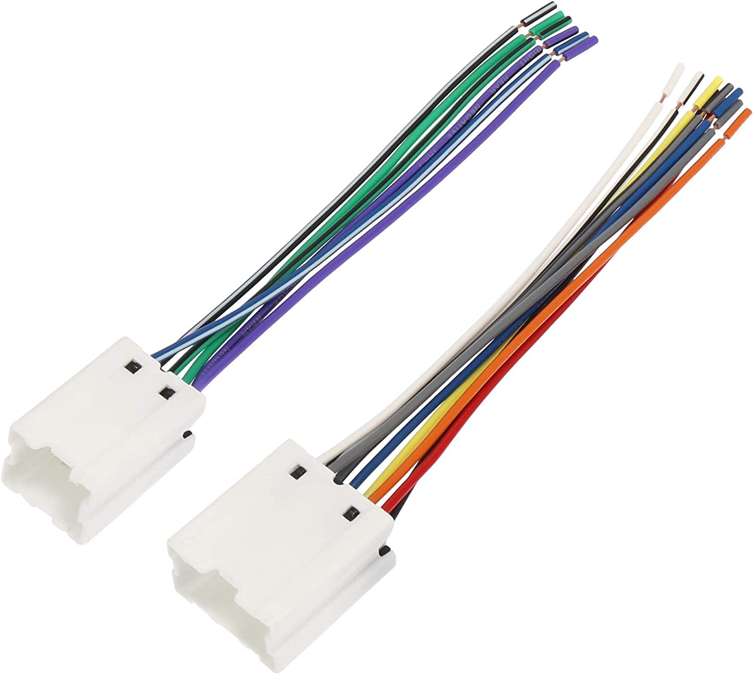 X AUTOHAUX 70-7550 Car Stereo CD Harness Set Wire Wiring Player Ranking TOP10 Award
