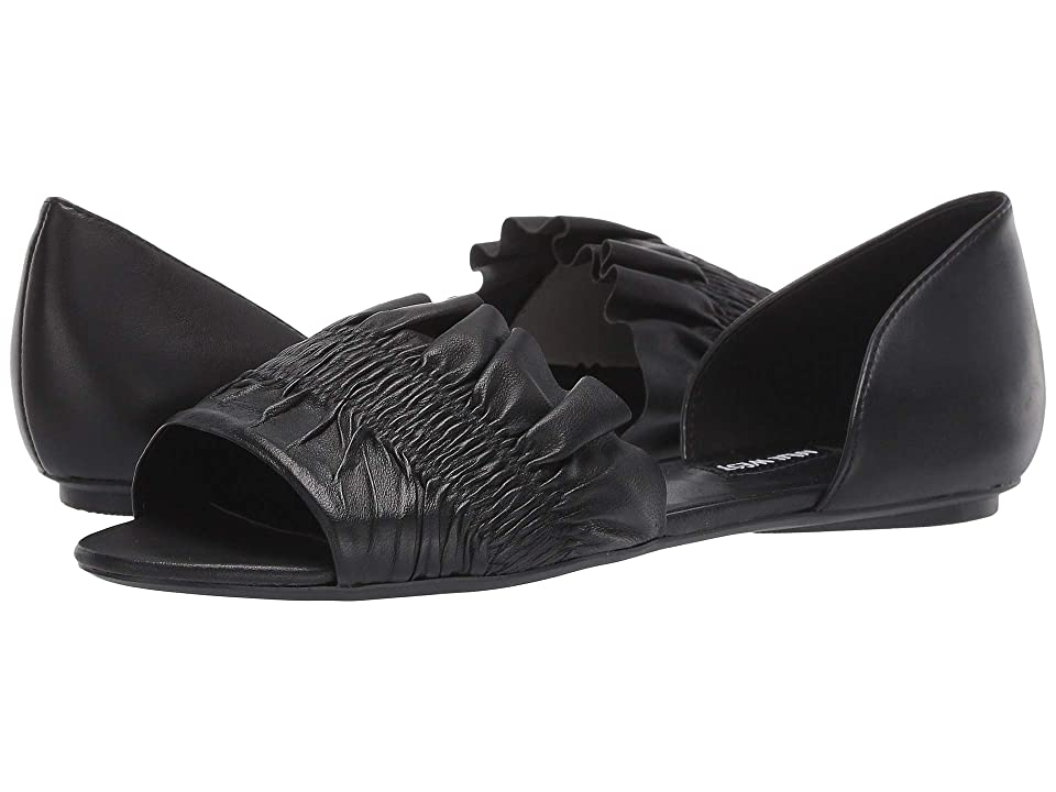 Nine West Babealert Flat (Black) Women