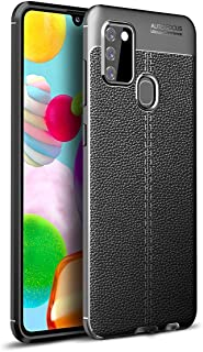 DOHUI Samsung Galaxy A21s Case, Ultra Slim Shock Absorption Soft TPU Silicone Protective Cover Case for Samsung Galaxy A21...