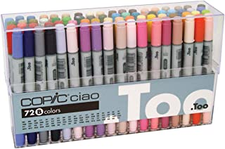 Copic Ciao Marker 72/Set