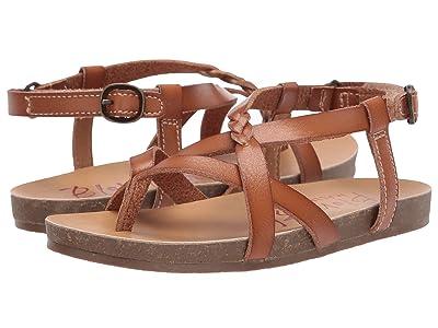 Blowfish Kids Granola B T (Toddler/Little Kid) (Desert Sand Dyecut PU) Girls Shoes