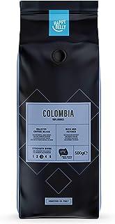 Marca Amazon - Happy Belly Café de tueste natural en grano