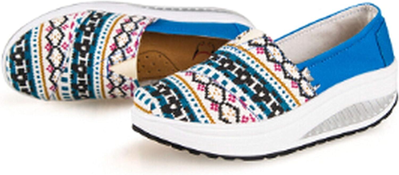 Walking shoes Platform Loss Weight shoes SwingPlatform shoes