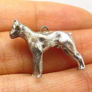 Best sterling silver dog figurine Reviews