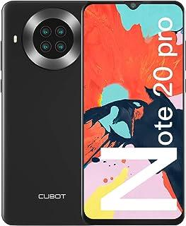 "CUBOT Note 20 Pro Móviles Libres, 128GB + 8GB Smartphone, Pantalla 6.5"" HD+, 20MP Quad cámara, Android 10.0 Teléfono Móvi..."