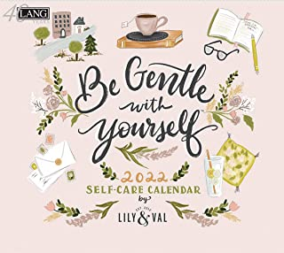Be Gentle with Yourself 2022 Wall Calendar