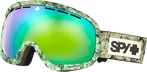 Kush - Hd Plus Bronze w/ Green Spectra Mirror + Hd Plus Ll Persi