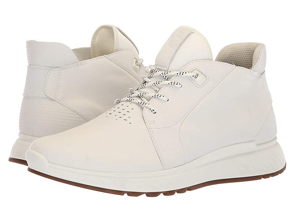 ECCO ST1 High (White) Men