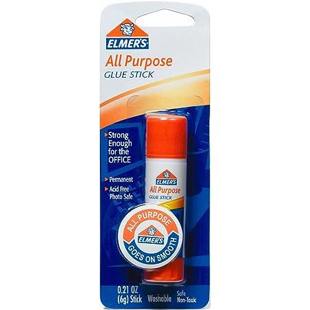 Elmer's All-Purpose Glue Stick, 0.21 oz, Single Stick (E511)
