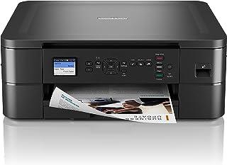Brother DCP-J1050DW atramentowe urządzenie wielofunkcyjne 3 w 1 (drukarka, skaner, kopiarka), czarne, 400 x 151 x 343 mm