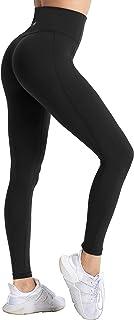 Women's Yoga Pants Comfy Brushed 7/8 Length High Waisted...