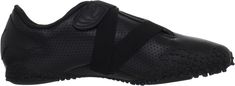 Amazon.com | PUMA Unisex-Adult Mostro PERF Leather-U | Fashion ...