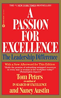 Passion for Excellence, A