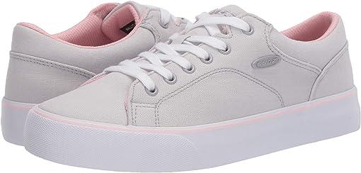 Light Grey/Powder Pink/White
