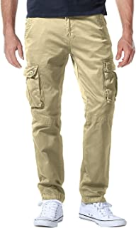 Match Men's Casual Cargo Pants #6531