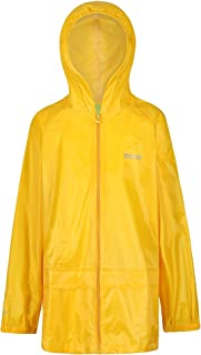 regatta kids waterproof jacket