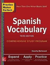 Practice Makes Perfect: Spanish Vocabulary, Third Edition