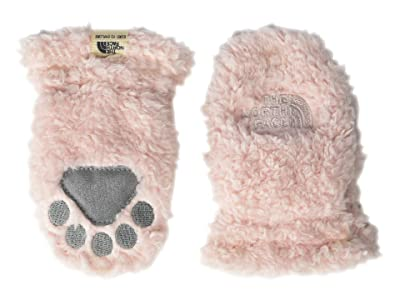 The North Face Kids Bear Mitt (Infant) (Purdy Pink) Extreme Cold Weather Gloves