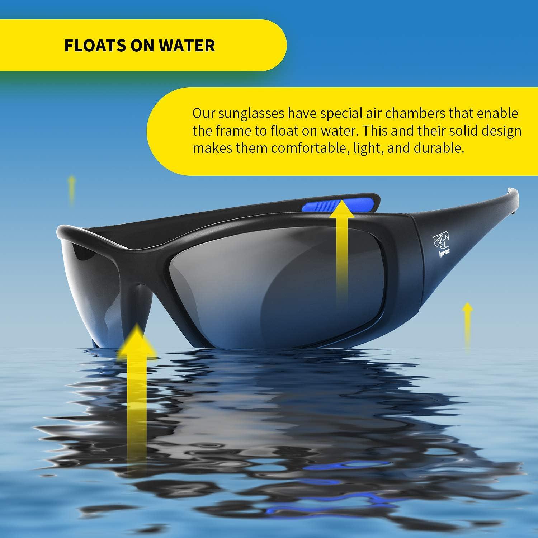 OC canoe Polarized Floating Sunglasses Ideal for rowing beach. SUP ...