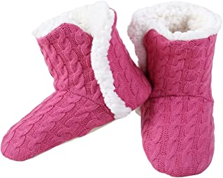 pink house shoe boots