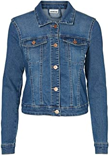 NAME IT Nmdebra LS Denim Jacket Noos Chaqueta para Mujer