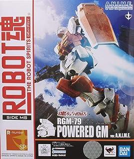 ROBOT魂 <SIDE MS> RGM-79 パワード・ジム ver. A.N.I.M.E. 機動戦士ガンダム0083 STARDUST MEMORY