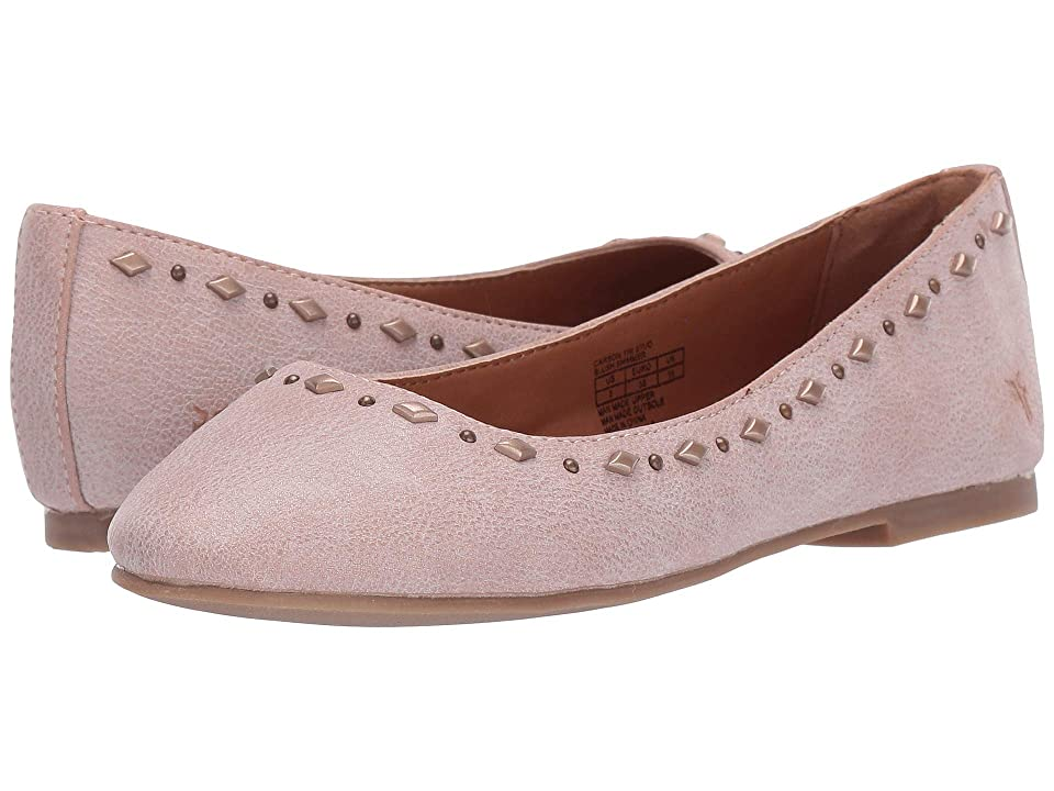 Frye Kids Carson Tri Stud (Little Kid/Big Kid) (Blush Shimmer) Girls Shoes