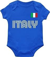 SpiritForged Apparel Italy Soccer Jersey Infant Bodysuit