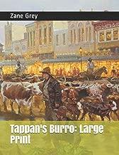 Tappan's Burro: Large Print
