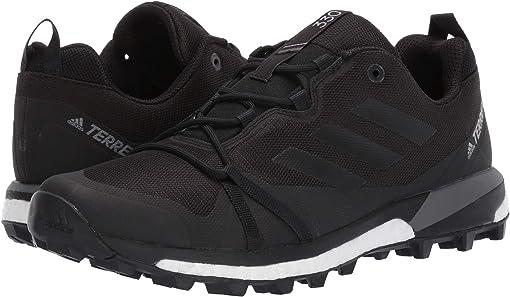 Black/Black/Grey Four