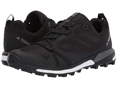 adidas Outdoor Terrex Skychaser LT (Black/Black/Grey Four) Men